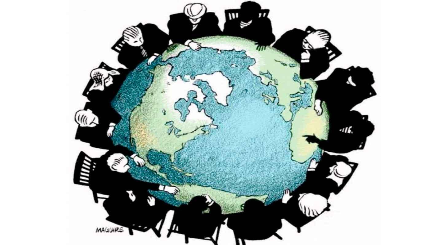 Küreselleşme 'ütopyası'ndan 'ticaret savaşları' dünyasına   Teori ve Eylem  Dergisi